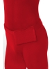 Second Skin Lycra Bodysuit Costume - Red
